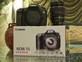 Canon EOS 7D Цифровые зеркальные фотокамеры с объективом