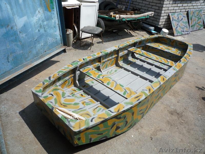 цена лодок в костанае