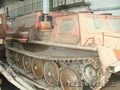Тягач-вездеход ГАЗ-78 плавающий