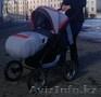 Детская коляска-трансформер (зима-лето). Производство Польша