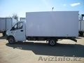 Удлиненный изотермический фургон Газель NEXT A21R32