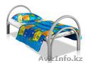 Металлические кровати для пансионатов, кровати для детских лагерей, низкая цена - Изображение #3, Объявление #1424154
