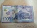 Продам 10000 тенге серии Аа 20 лет независимости Казахстана ,  2011 года
